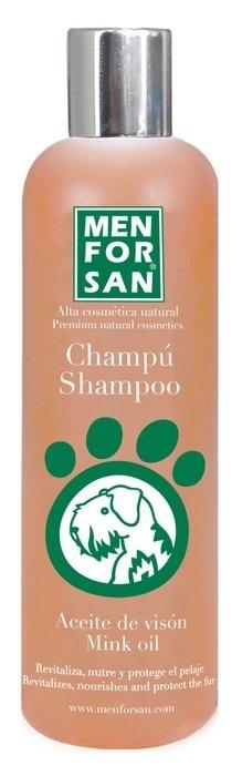 Menforsan šampon s norkovým olejem 300 ml